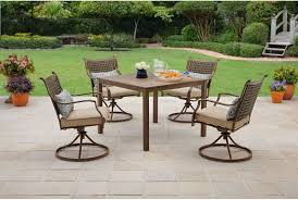 better homes and gardens lynnhaven park 5 piece patio dining set best