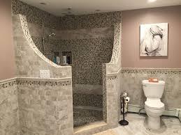 Doorless Shower Image Ideas