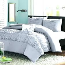 light blue and grey comforter light grey comforter set blue gray comforter set image of light