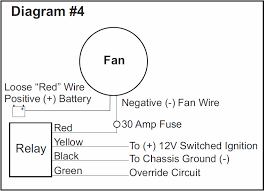help recreating fan wiring diagram using derale controller gm click image for larger version derale 16759 adjustable fan controller new instructions