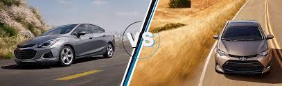 Chevy Cruze Comparison Chart Compare The Chevrolet Cruze Vs Corolla In Claremore L