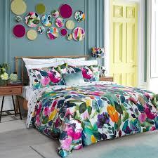 dekbedden mode duvet cover fl bedding bluebellgray bedroom dekbed bluebellgray dekbed