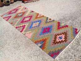 kilim runner rugs colorful