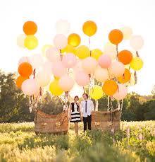 balloon basket from found