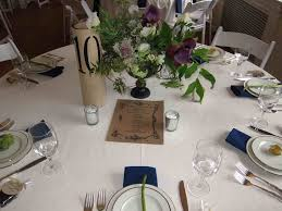 Formal Holiday Table Setting