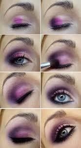 cool 20 easy purple smokey eye makeup tutorial check more at