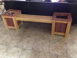 Bench Plans For Wooden Benches Building A Garden Bench Planters Plans For Building A Bench