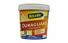 Solver Duraguard Low Sheen Acrylic 15l White Base