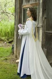 wiccan wedding. Wiccan Wedding Dress Medieval Clothing Can Often Be Found At These