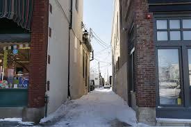 Marion alley project seeks community feedback   The Gazette