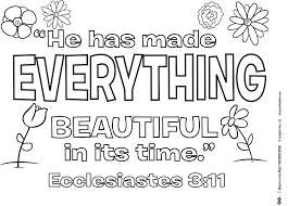 Bible Verses Coloring Pages Pdf Coloring For Babies Amvame