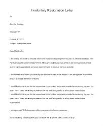 Resign Template Example Of Resign Letter Sample Resignation Letter Template Doc Copy