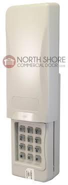 Sommer 4078V001 Garage Door Opener Wireless Keypad 310MHz