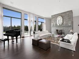 Contemporary Living Room By L Pumpa Designs Source · Dark Hardwood Floors  Ideas For Rooms In The House HomeStyleDiary Com
