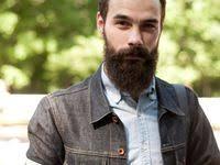 Бороды/Beards: лучшие изображения (93) | Усы, Мужские ...