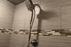 linen wall tile accent