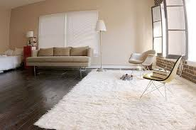 white shag rug living room. Super Area Rugs,Hand-woven Flokati White Shag Rug Natural 8×10 Wool (8ft X 10ft) Living Room