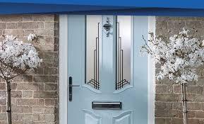 new front door cost upvc composite