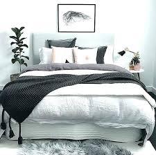 black white and light pink bedroom – highflies.info