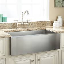 30 optimum stainless steel farmhouse sink wave front