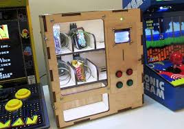 How To Make A Chocolate Vending Machine Inspiration DIY Arduino Based Vending Machine