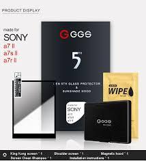 <b>GGS Fifth Generation for</b> SONY A7II/A7sII /A7RII R9 LARMOR ...