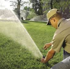 Image result for lawn sprinkler repairs