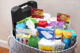 Housewarming Basket Diy