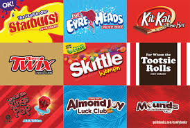 candy brands a z. Wonderful Candy Your Sweet Tooth For Literature Amusing Mashups Of Famous Book Titles And  Popular Candies And Candy Brands A Z