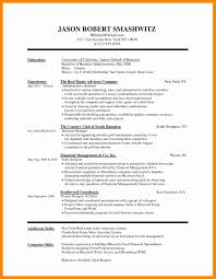 Sample Resume Examples Malaysia High School No In Free Simple ...
