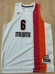 Details About Adidas Nba Jersey Lebron James Miami Heat 70 71 Hardwood Classics Size Xxl 2