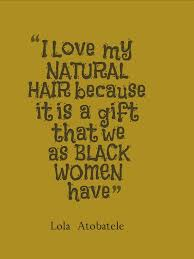 Natural Hair Beauty Quotes Best of Natural Hair Quote QRedew Loves Naturalhair Wwwqredew Be