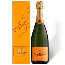 send veuve clic yellow label brut