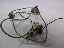 vintage 1958 gretsch hollowbody guitar wiring harness tone switch vintage 1958 gretsch hollowbody guitar wiring harness tone