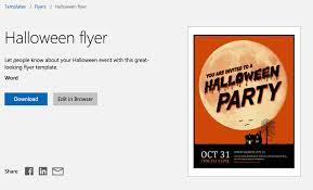 Free Printable Flyer Templates Word Stunning Microsoft Word Halloween Newsletter Template Hiyaablog