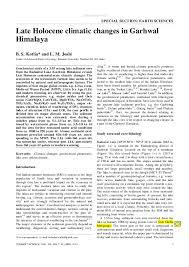 PDF) Professor | Bahadur Kotlia - Academia.edu