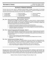 Certificate On Resume Sample Training Resume Format Unique Professional Organizations Resume 18