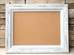 White Frame Cork Board White Cork Board Texture Or Background Of Black And  White Cork Home