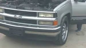 GMC 99 Chevy Tahoe Engine 5.7 Used Transmission Used Auto Parts ...