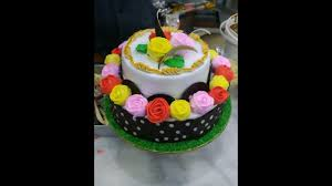 New Design Step Cake New Baking Tips With Whipy Whip Cream Youtube