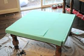turn ottoman into coffee table turning an old table into an ottoman turn coffee table into