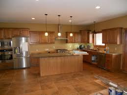 Kitchen Floor Lighting Beautiful Kitchen Island Lighting Home Design Ideas