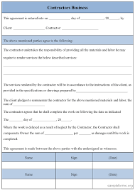 contractor forms templates 25 images of construction business forms template leseriail com