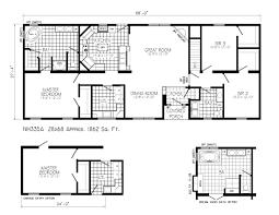 wonderful ideas single story ranch style house plans 6 floorplans house plans 2 floors on modern