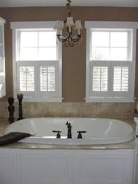 chandelier over bath tub in victoria