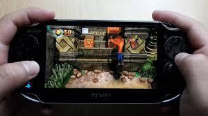 Crash Bandicoot Trilogy PS Vita Gameplay