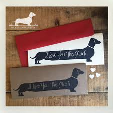 Dachshund Home Decor Weiner Dog Etsy