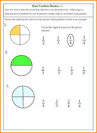 2nd Grade Fractionorksheets Fun Math To Print Activity Shelter L ...