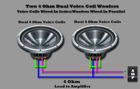 dual voice coil equivalent inductance in series with mutual inductance at Wiring Two Coils
