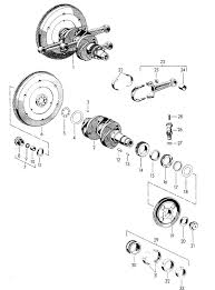 buy porsche 356 1950 1965 engine bearings shells design 911 porsche 356a 356b zoom in 2